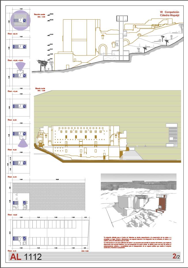Concurso: Centro de Visitantes - Sagunto (4/5)