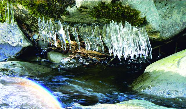 Agua piedras y reflejos. (APR) Parte V (6/6)