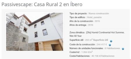 5 - Casa rural,  Íbero, Navarra